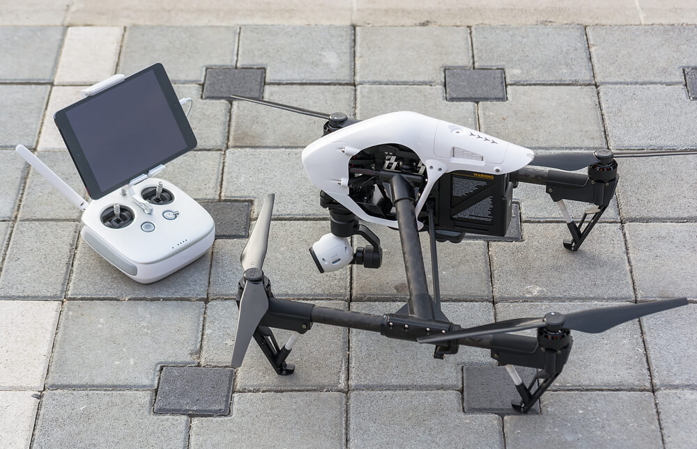 DJI Inspire 1 ready to fly - Image