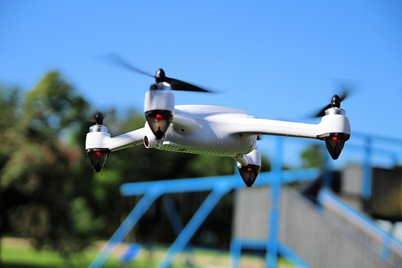 Altair Aerial's Outlaw Se GPS Drone