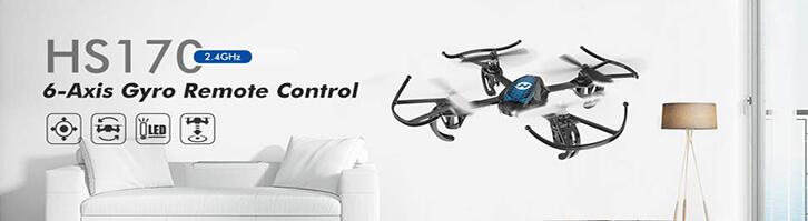 HS170 Predator Drone Banner