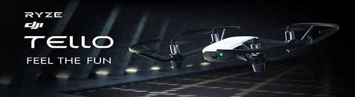 DJI Tello Drone Banner