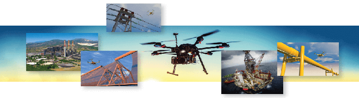 All Drones Industry in one banner image