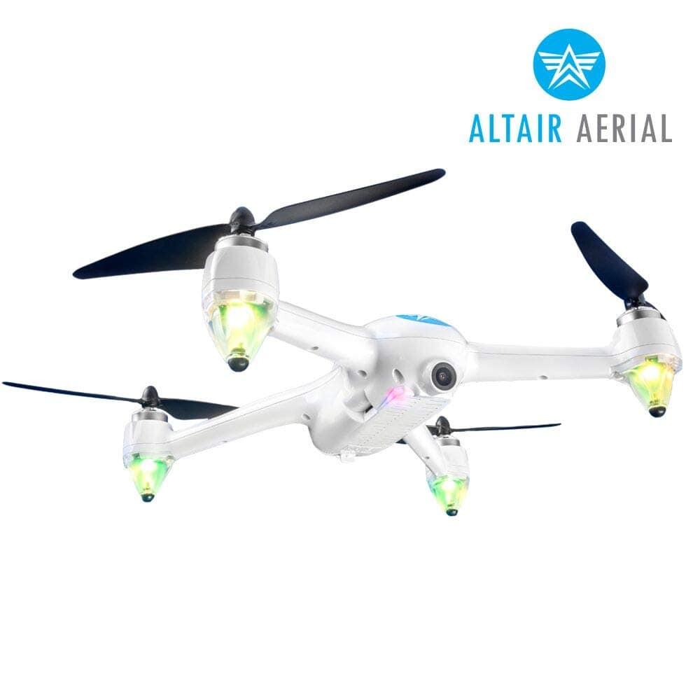 Altair Aerial outlaw SE White