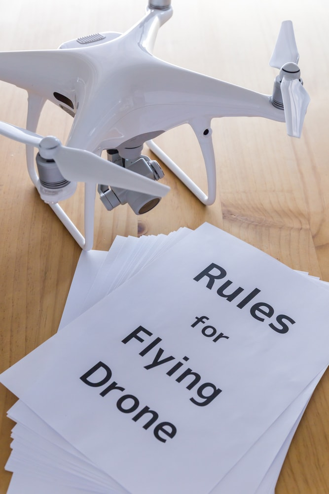 DJI The Drone Rules Guide